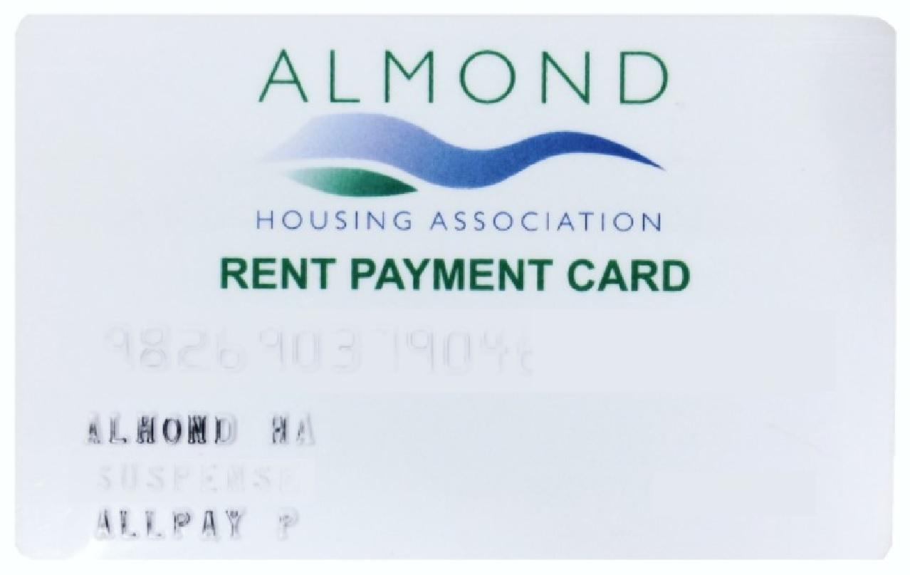 Rent Payment Card