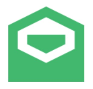 Letter icon green